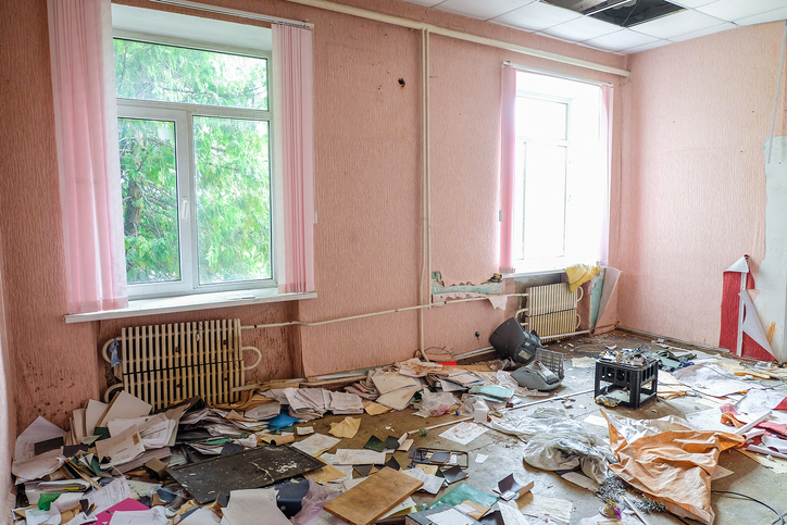 Can I Sell a Home That Needs Repairs in St.Petersburg?